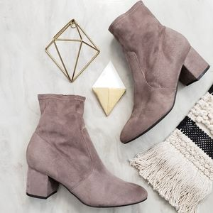 Unisa Myllo Almond Toe Booties